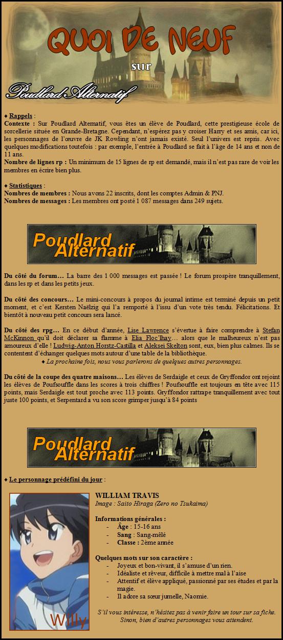 « POUDLARD ALTERNATIF. Fiche-news-fin-04-2011-2804d70